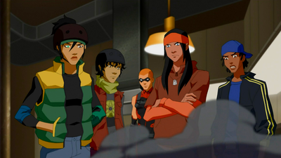young justice wiki