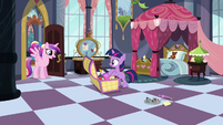 Filly Twilight's room S02E25