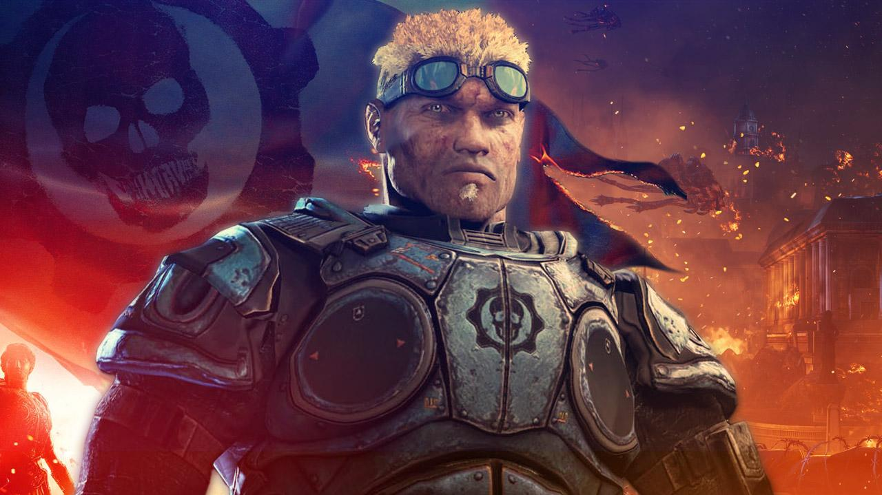 Damon Baird Unsung Hero of Gears of War Judgment