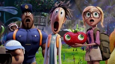 """Cloudy with a Chance of Meatballs 2"" Trailer"