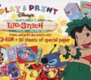 Lilo & Stitch Play & Print