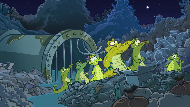 Alligators - Where's My Water Wiki