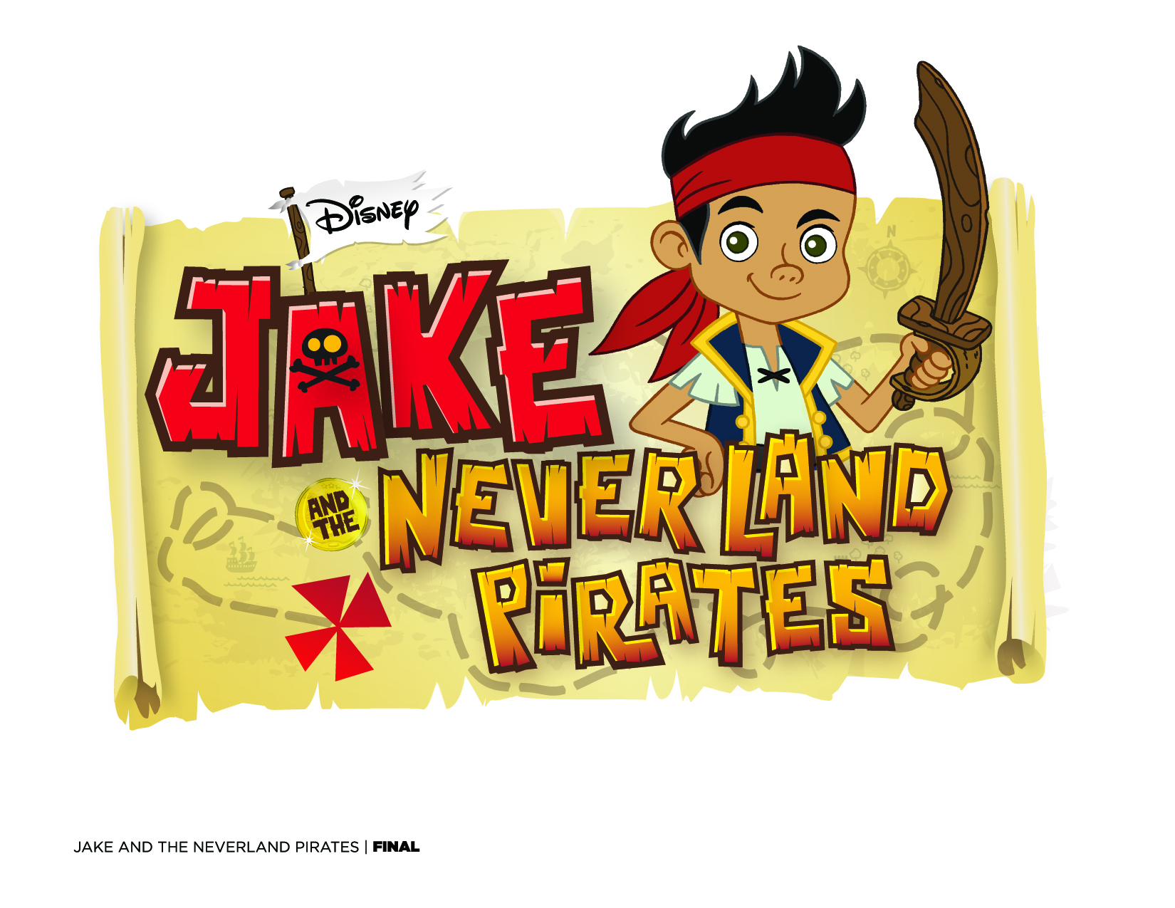 Jake and the Never Land Pirates  Wikipedia
