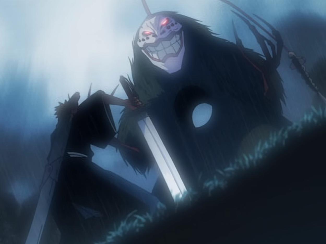 Bleach isshin vs grand fisher episode : Dalam mihrab cinta