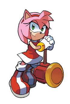 Amy Rose Profile