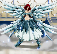 Heaven's Wheel Armor (天輪の鎧 Tenrin no Yoroi)