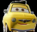 Non-Driveable Vehicle