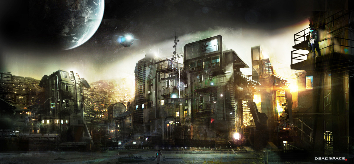 new horizons lunar colony - the dead space wiki