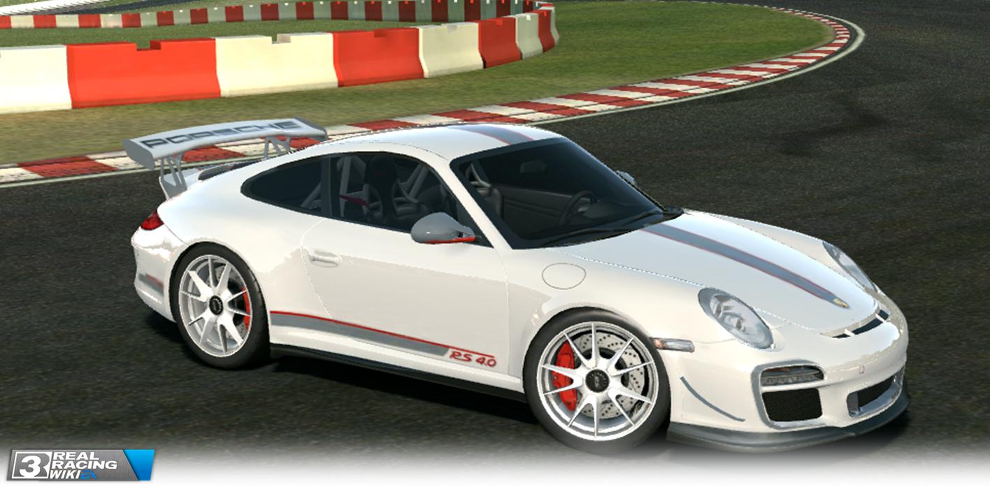 porsche 911 gt3 rs 4 0 real racing 3 wiki. Black Bedroom Furniture Sets. Home Design Ideas