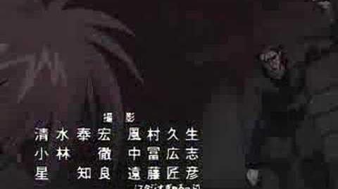 Cuarto Ending Samurai x -The Fourth Avenue Cafe