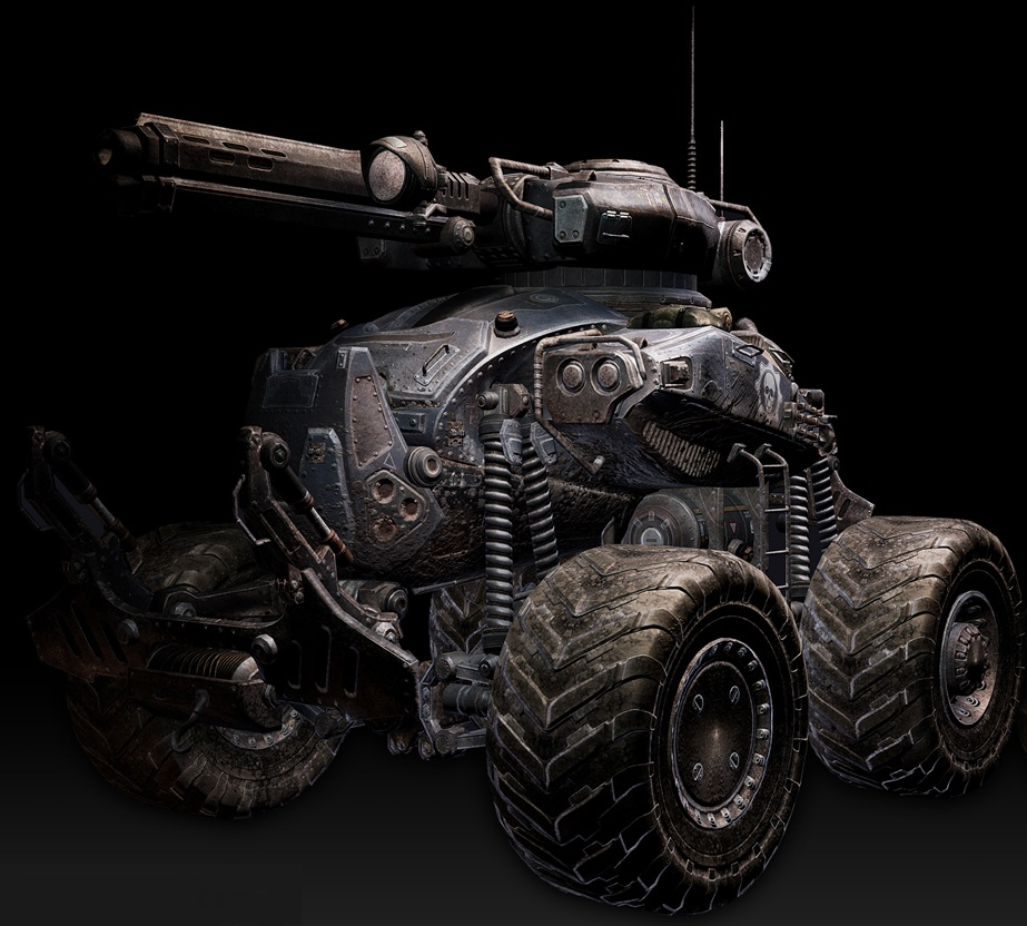 Centaur Gearspedia The Gears Of War Wiki Gears Of War