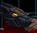 Alpha Wolf Head