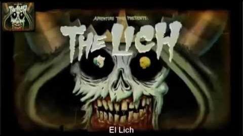 Adventure Time Episode The Lich