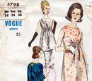 Vogue 5798