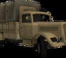 Camión militar siciliano (Mafia II)