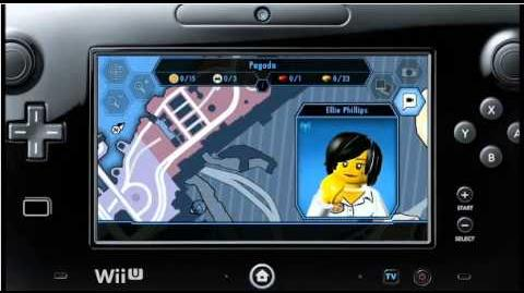 Lego City Undercover - Gameplay Footage from US Nintendo Direct