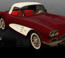 Chevrolet Corvette 1958 (Driver: San Francisco)