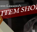 Lenny Lemming's Item Shop