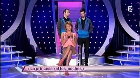 La princesse et les moches