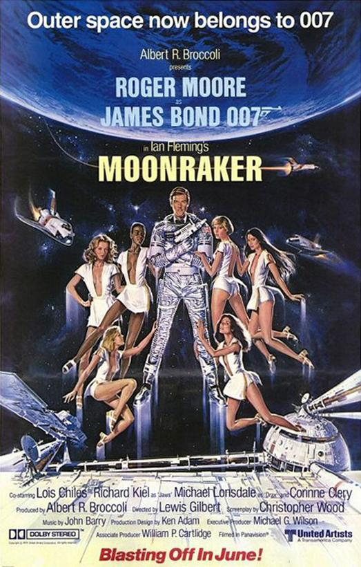 Moonraker James Bond 007 Wiki
