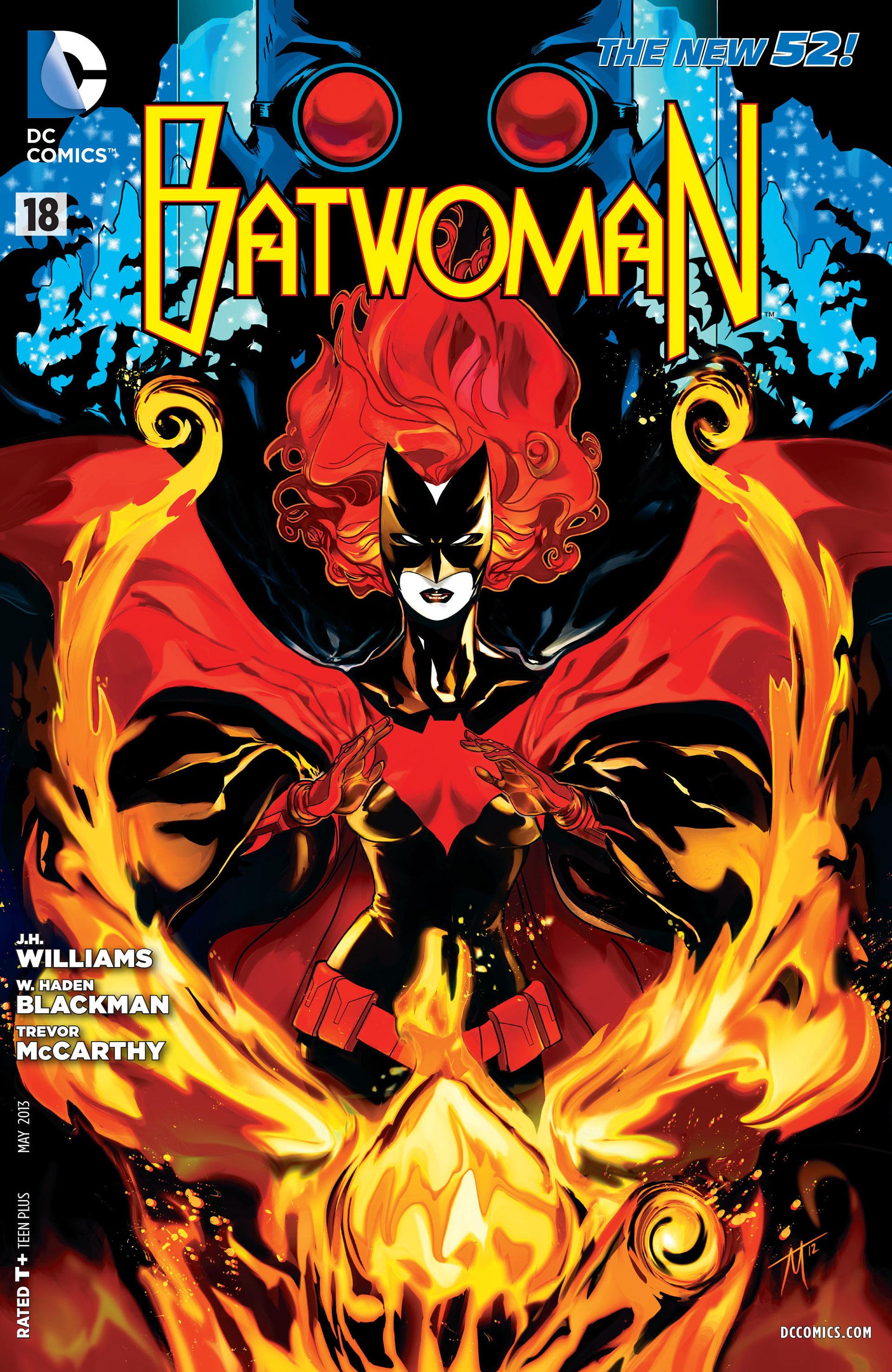 Batwoman New 52 Vol 2 File:batwoman Vol 2 18.jpg