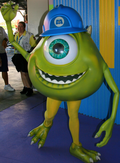 Mike Wazowski Disney Fan Fiction Wiki
