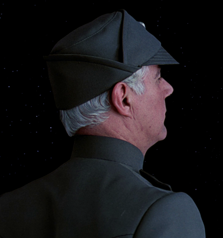 Unidentified Imperial Officer Avenger Wookieepedia