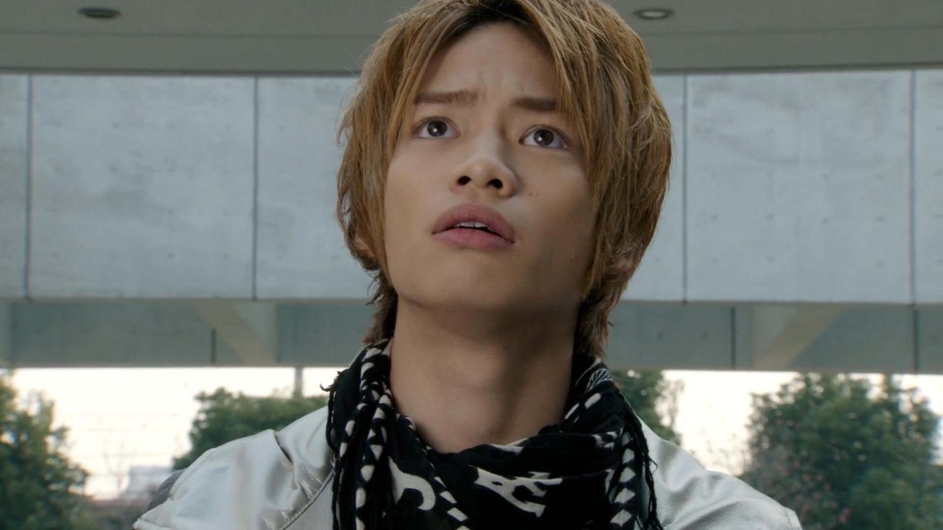 Gai Ikari - RangerWiki - the Super Sentai and Power ...