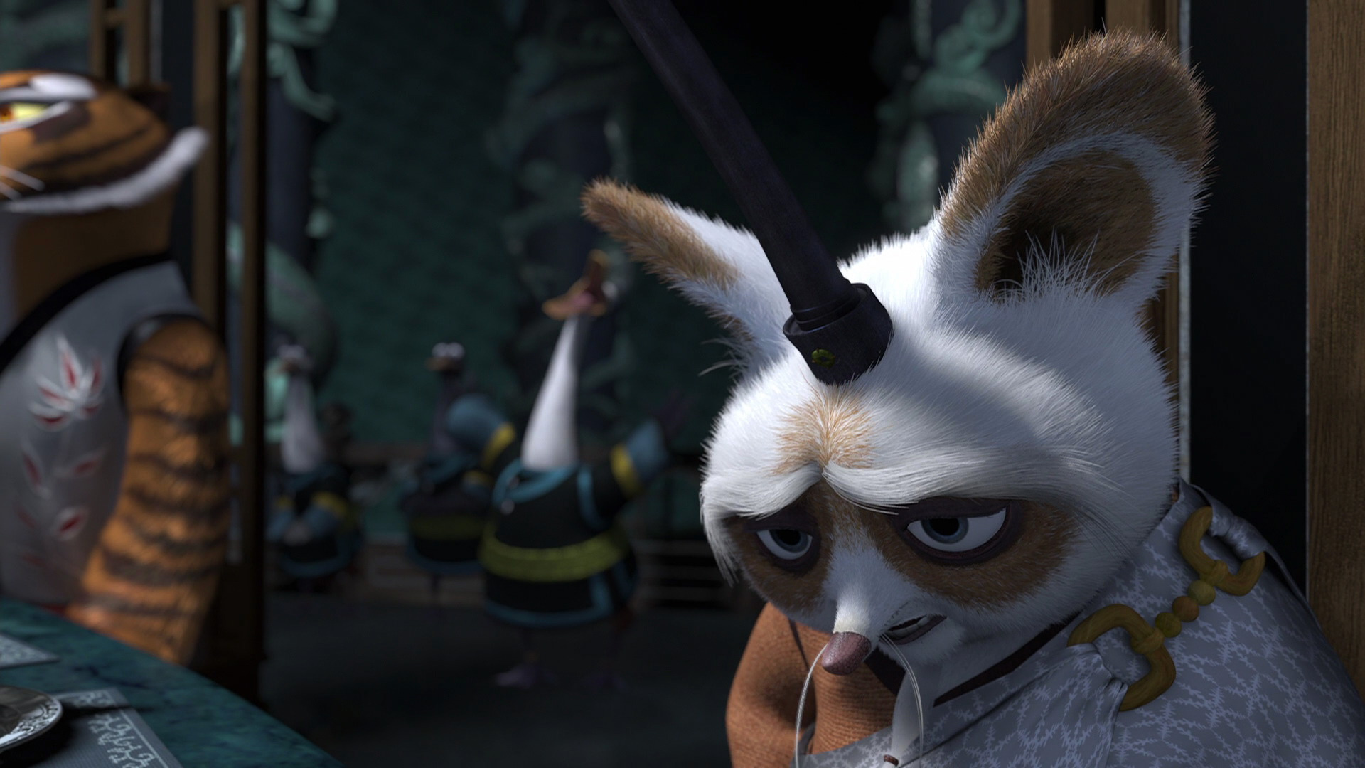 Shifu disappointed - Kung fu panda shifu ...