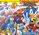 Archie Sonic the Hedgehog Ausgabe 250