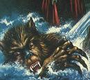 Der Werwolf und die Hexe - Charaktere