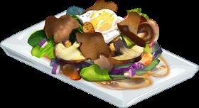 Recipe-Mushroom Truffle Salad
