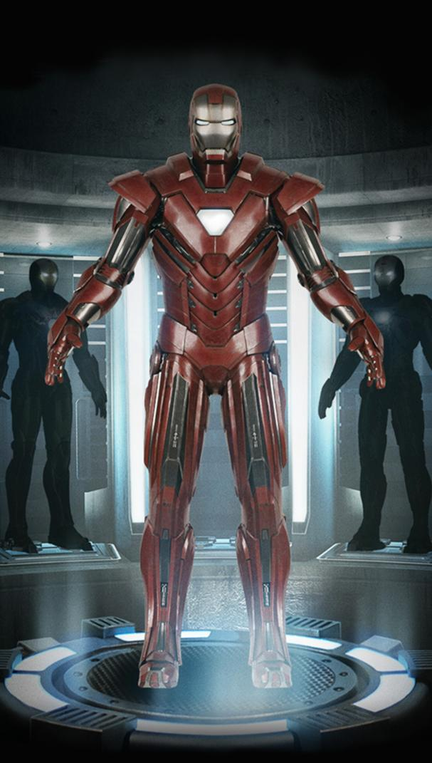 Iron Man Armor MK XXXIII (Earth-199999) - Marvel Comics ...