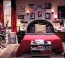 Howards Wohnung