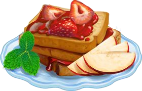 Recipe-Strawberry Toast