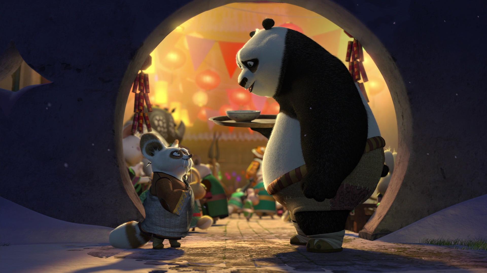 kung fu panda holiday christmas specials wiki