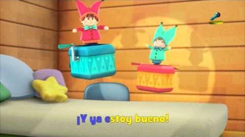 Canta con DJ Doctora juguetes Gracias por curarme