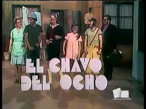 EL CHAVO EL OCHO