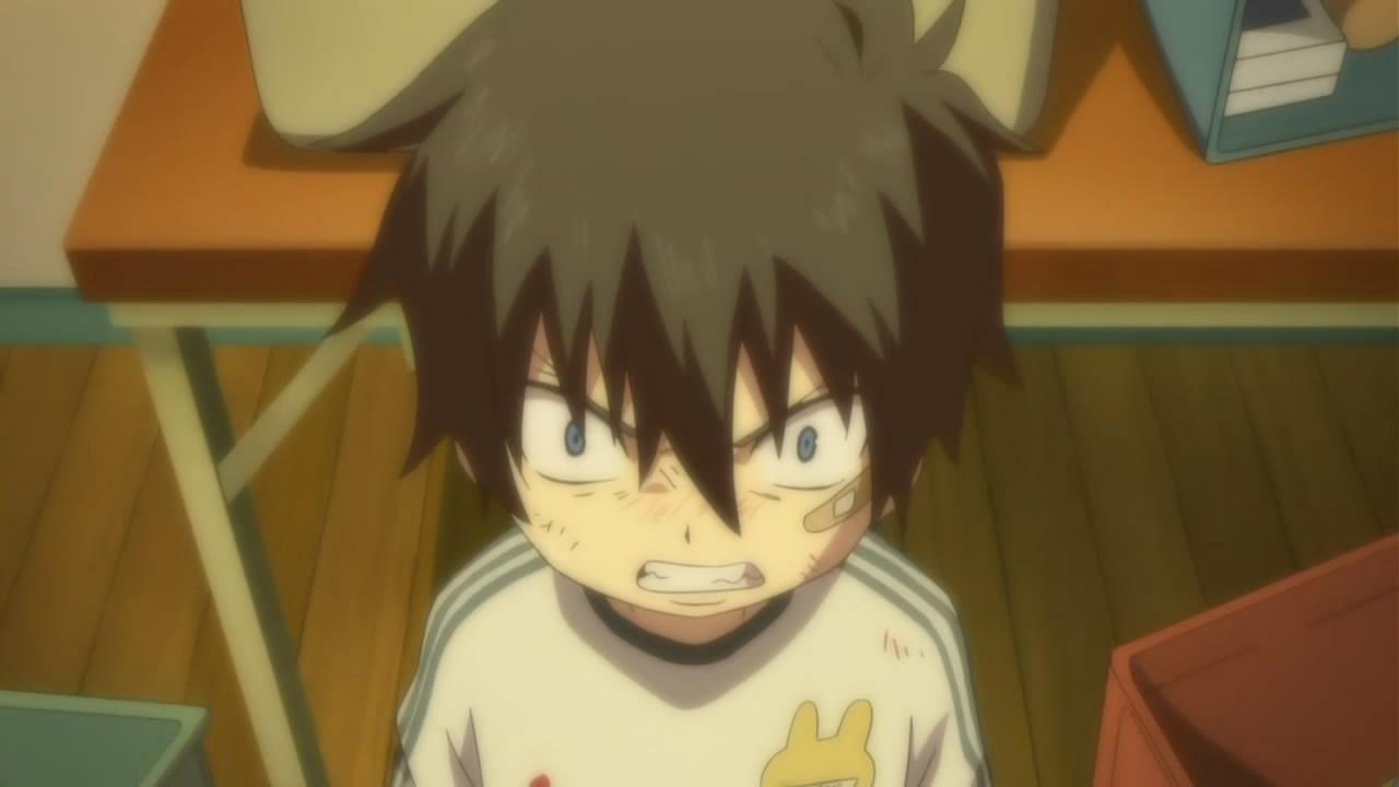 Anime Guy Angry Image - Angry l...