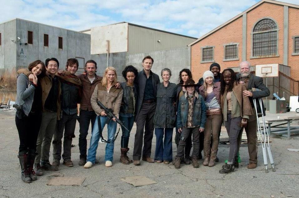 Walking Dead Darsteller