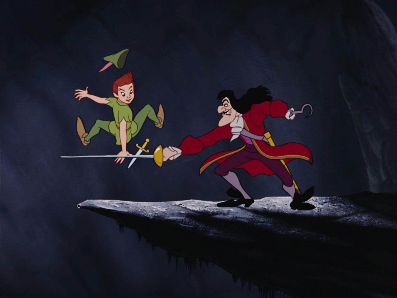 Hook Peter Pan