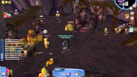Free Realms - Hidden Easter Egg Hunt - Day 4