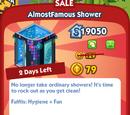AlmostFamous Shower