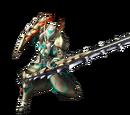 MH3U - Armes