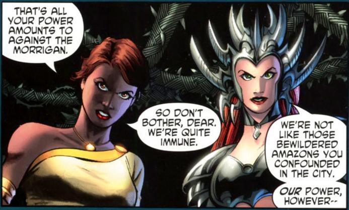The Morrigan - DC Database - Wikia
