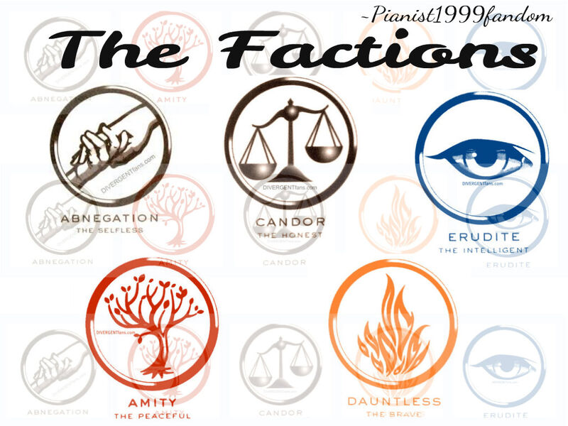 Divergent Factions Wallpaper The factions edit .jpg