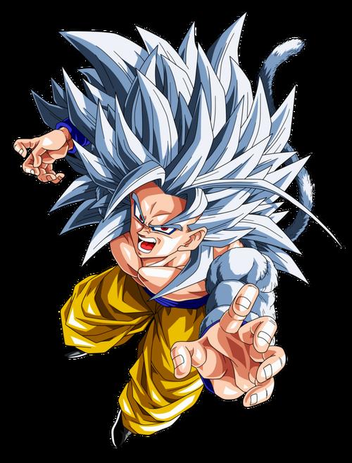 EP11: Vegeta se sacrifica ¡Goku SSJ5! - Dragon Ball Fanon Wiki