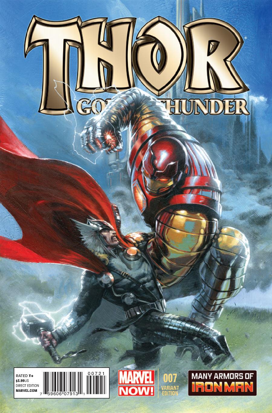 Thor: God of Thunder Vol 1 7 - Marvel Comics Database  Thor