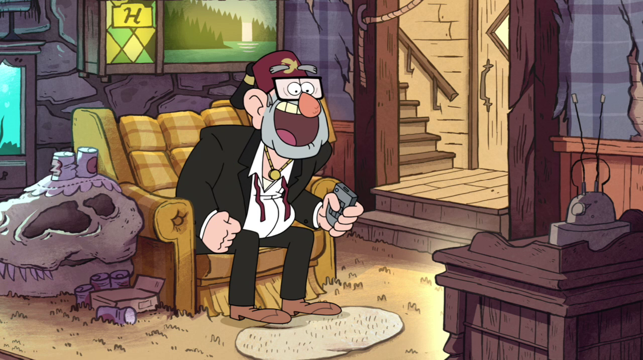 Mystery Shack Gravity Falls Wiki