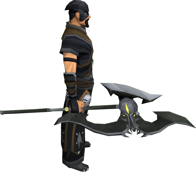 executioner axe the runescape wiki wikia